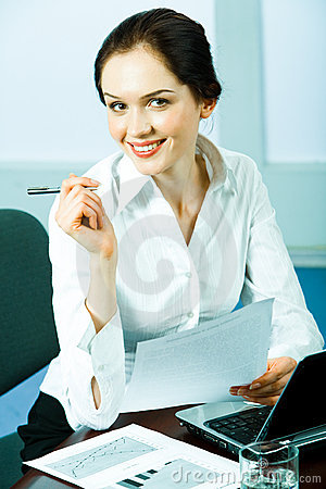 Free Elegant Woman Stock Images - 4965274