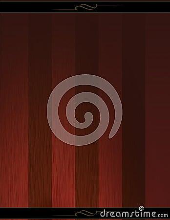 Elegant Wood Background I
