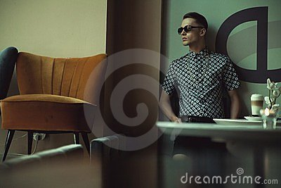 Elegant Young Man Royalty Free Stock Photos - Image: 24192208
