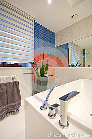 elegantes modernes badezimmer stockfotos – 48 elegantes modernes, Hause ideen