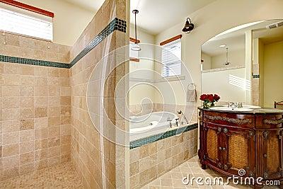 elegante moderne dusche stockfotos - bild: 26483053, Hause ideen
