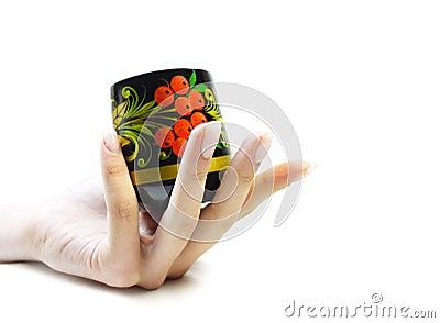 Elehant hand with capacity
