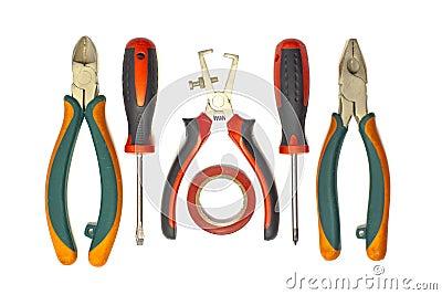 Elektrikerwerkzeuge