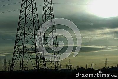 Elektrische Dämmerung