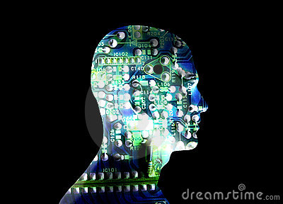 Elektrischer Kopf 2