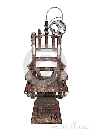 Elektrischer stuhl stock abbildung bild 39682338 for Sedia elettrica x scale