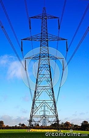 Elektro schildwachten