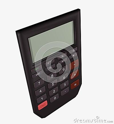 Elektroniczny kalkulator