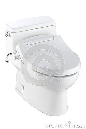 Automatisk toalett