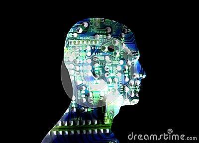 Elektryczna głowa 2
