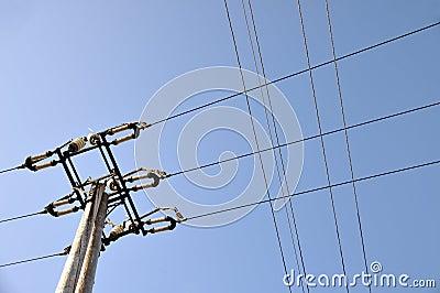 Elektryczny wierza