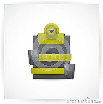 Element för rengöringsdukproduktförsäljning