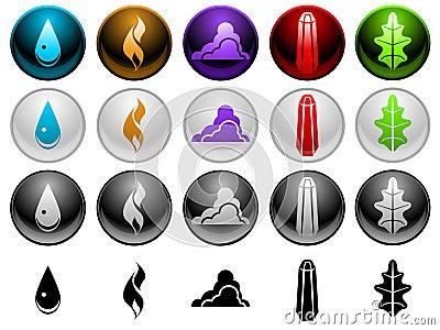 Element symbols