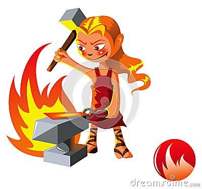 Elemental of Fire