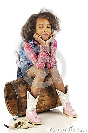 Elementary Cowrgirl