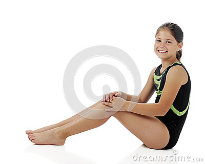 Elementary Gymnist Relaxed