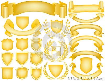 Elementen voor Emblemen