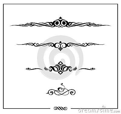Elementi 2 della decorazione