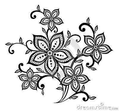 Flores Decorativas Dise Ef Bf Bdo