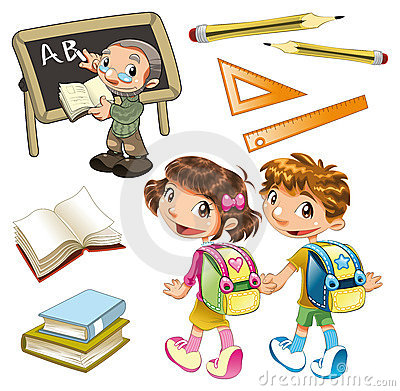Elemento de la escuela