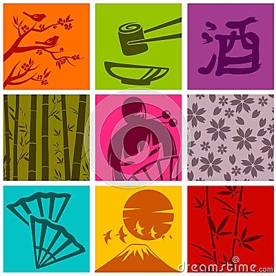 Elementos asiáticos