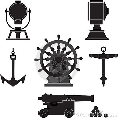 Elements of age-old ships