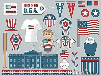 Elements of america
