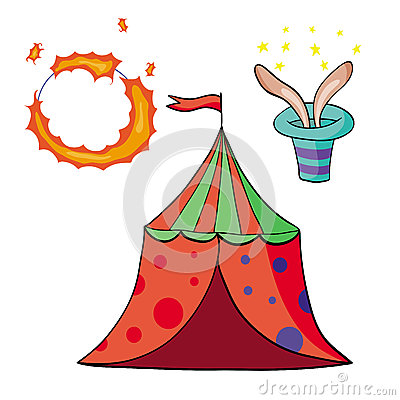 Elements of circus