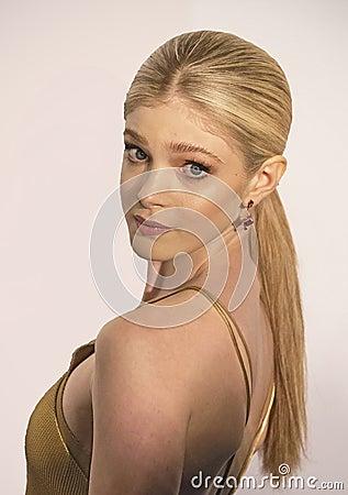 Free Elena Kampouris Royalty Free Stock Photos - 68405218