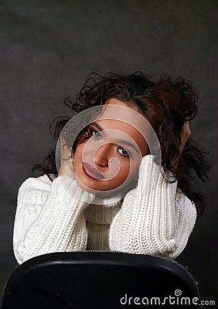 Free Elena S Portrait Stock Image - 661791