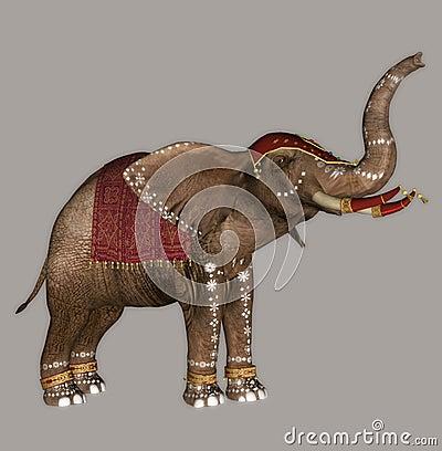 Free Elephant Royalty Free Stock Photography - 2308127