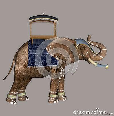 Free Elephant Stock Image - 2308131