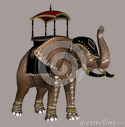 Free Elephant Royalty Free Stock Photography - 2308137
