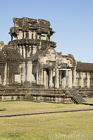 Elephant Gate, Angkor Wat