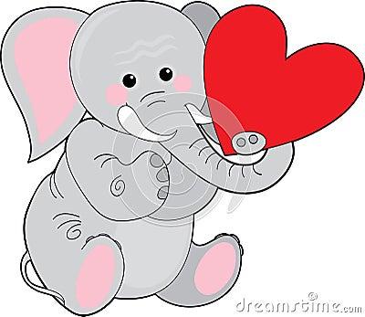 Elephant heart royalty free stock image image 1793956 for Elephant heart trunk