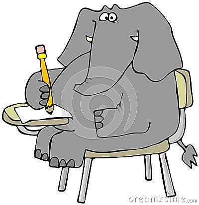 Elephant Student