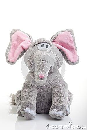 Free Elephant Toy Stock Photography - 10052952