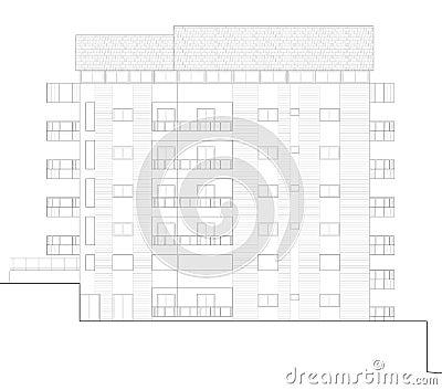 Elevation blueprint