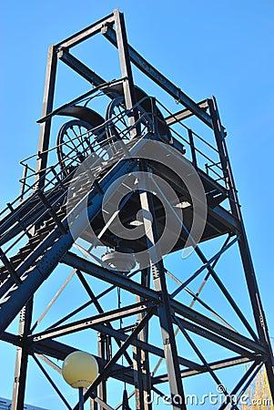 Elevator mining