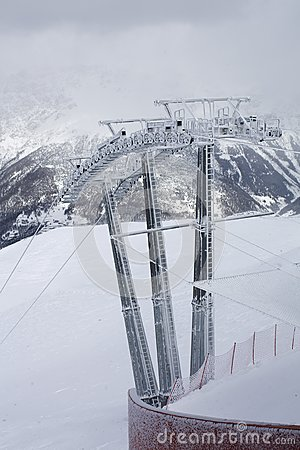 Ascensore di sci