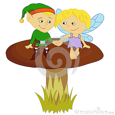 Elf and Fairy