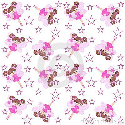 elf seamless pattern