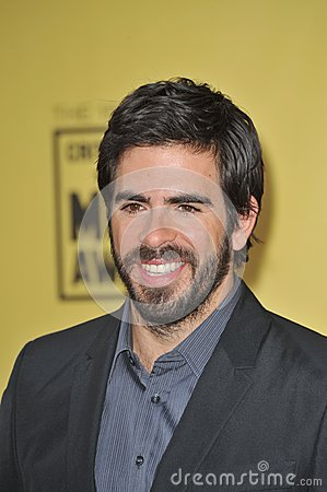 Eli Roth Editorial Stock Image