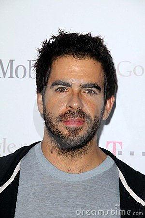 Eli Roth, Mr Brainwash, Editorial Stock Photo