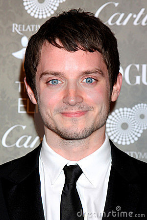 Elijah Wood Editorial Photo