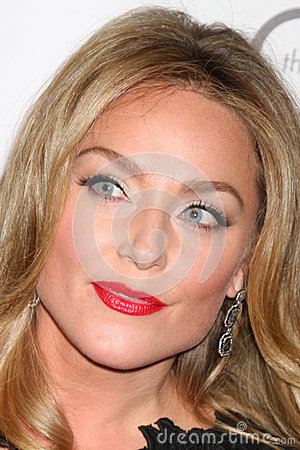 Elisabeth Rohm Editorial Stock Image