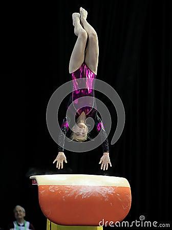 Elisabeth Seitz Editorial Stock Photo