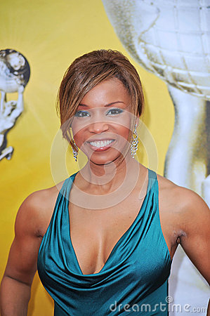 Elise Neal Editorial Stock Image