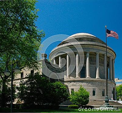 Free Elks Veterans Memorial Building, Chicago Stock Photos - 127883