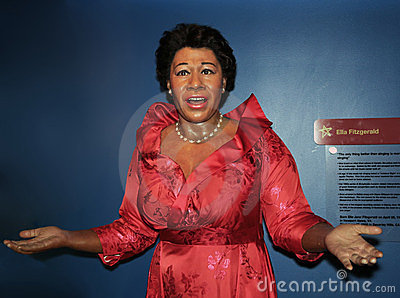 Ella Fitzgerald Editorial Photography